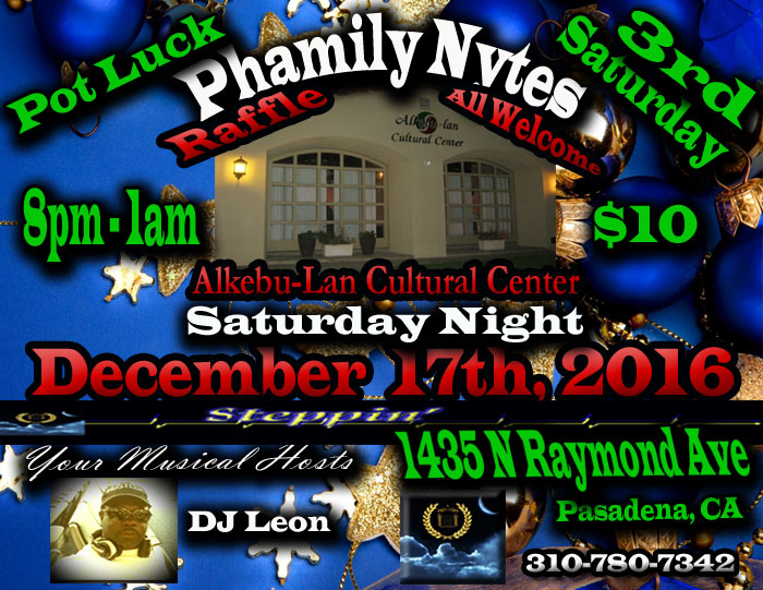 Phamily Nytes - December 2016 Leon Only Medium copy