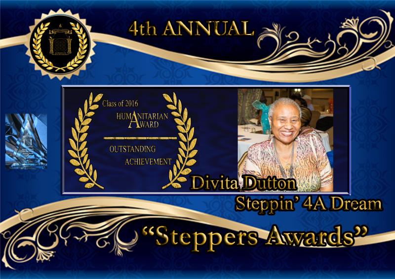 Humanitarian Award Divita Dutton 2