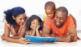 Family Reading 3