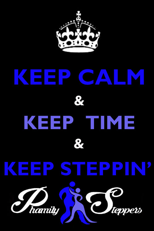 Keep Time and Steppin PS-white 2