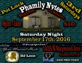 Phamily Nytes - September 2016 Leon Only Smallest