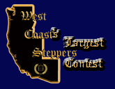 West Coast's Largest Steppers Contest Logo Smallest