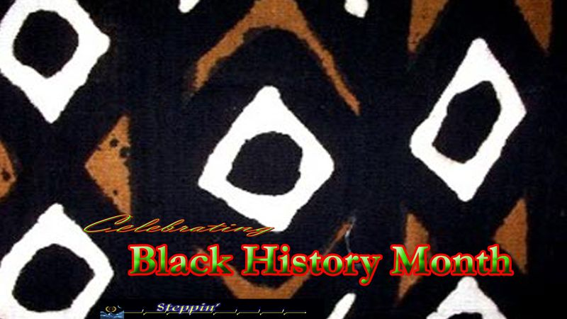Black History Month copy