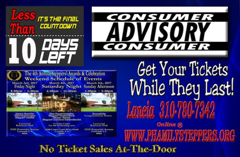 Consumer Warning 10 Days Medium